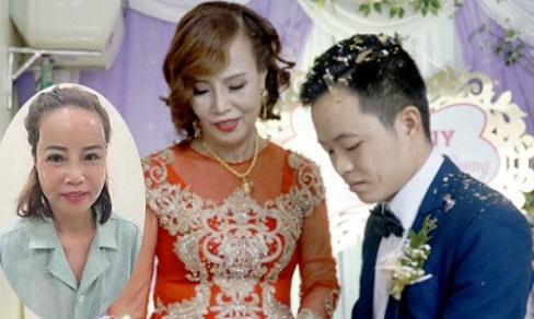 Sau đại tu - Cô dâu 61 tuổi ở Cao Bằng gây sốc cho dân mạng bằng khuôn mặt