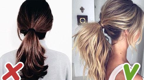 6 lỗi để đầu tóc mà hầu hết chị em đang mắc phải và tự làm mình già đi trông thấy