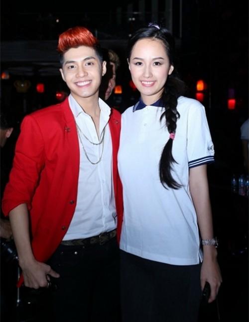 Khi showbiz dậy sóng về chuyện tình Noo Phước Thịnh - Mai Phương Thúy, cặp đôi cũng từng chọn trang phục tình thế này đây-9