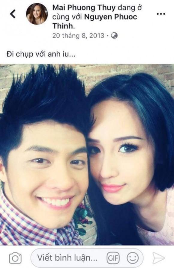 Khi showbiz dậy sóng về chuyện tình Noo Phước Thịnh - Mai Phương Thúy, cặp đôi cũng từng chọn trang phục tình thế này đây-2