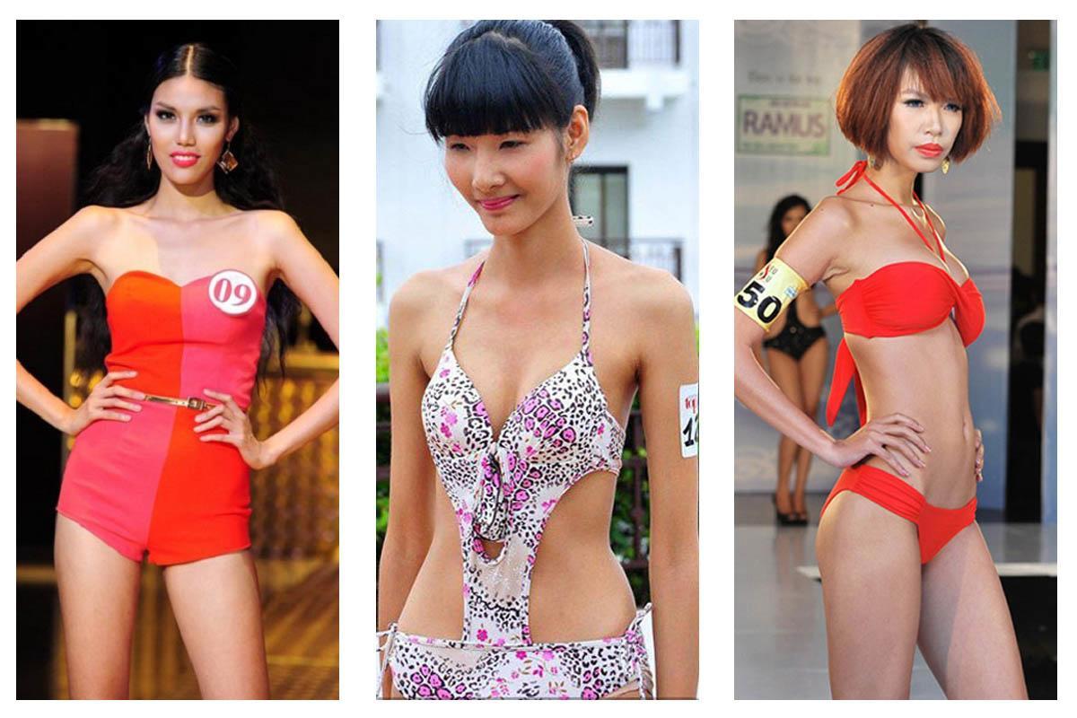 Minh Tú - Lan Khuê - Hoàng Thùy: Bộ ba mỹ nhân sinh năm 1992 cân đủ mọi chuẩn đẹp-2