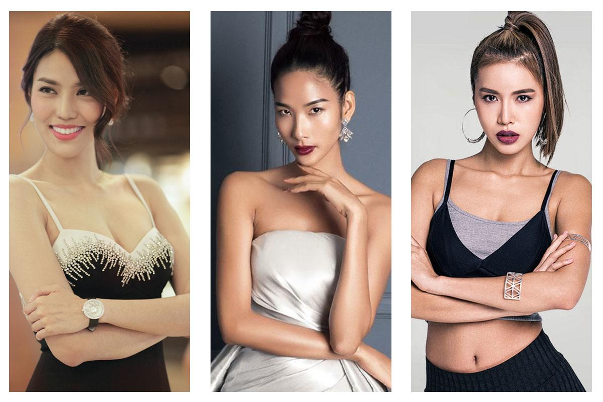 Minh Tú - Lan Khuê - Hoàng Thùy: Bộ ba mỹ nhân sinh năm 1992 cân đủ mọi chuẩn đẹp-3