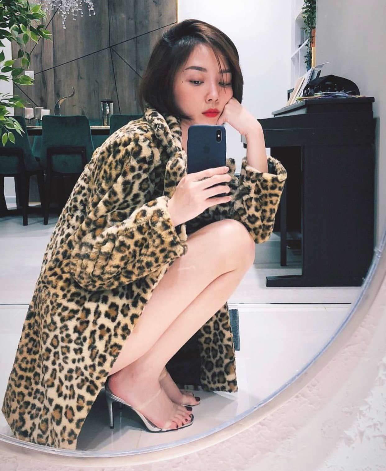 Chưa rét nhưng hàng loạt sao Việt đã chịu nóng để diện áo lông cho sang?-3