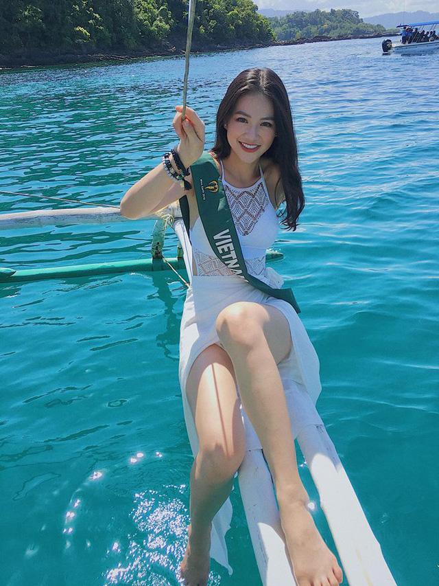 """Tiết lộ sốc"""" về Phương Khánh sau phút đăng quang Hoa hậu Trái đất-8"""