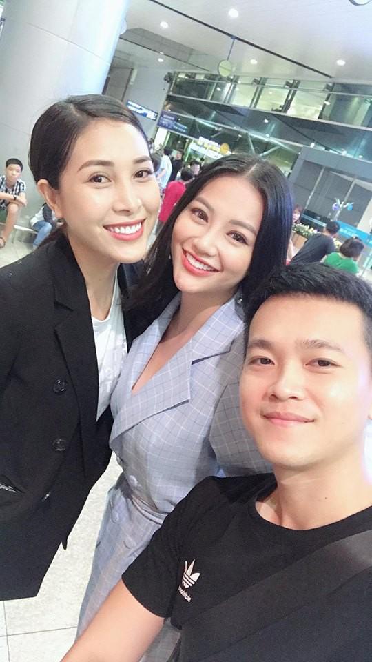 """Tiết lộ sốc"""" về Phương Khánh sau phút đăng quang Hoa hậu Trái đất-6"""