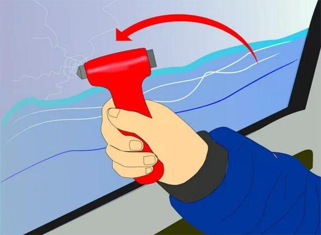 Kỹ năng thoát hiểm khi ôtô rơi chìm xuống nước-5