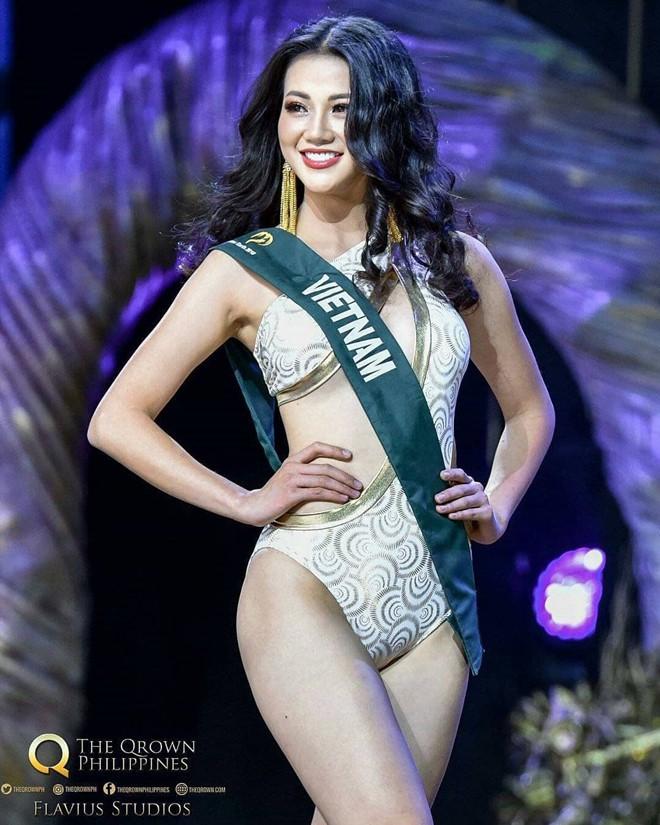 Dân mạng ngỡ ngàng trước loạt ảnh quá khứ khác xa hiện tại của tân Hoa hậu Trái đất Phương Khánh-2