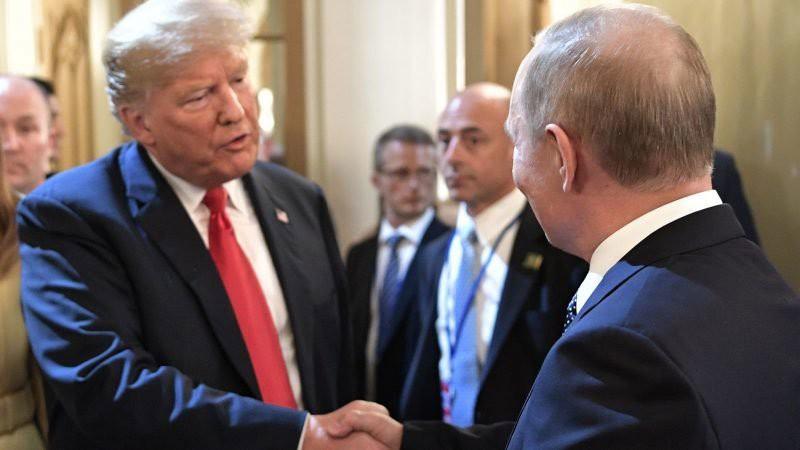 Kho vàng kỷ lục lịch sử: Nước đi chiến lược, Putin thách thức Donald Trump