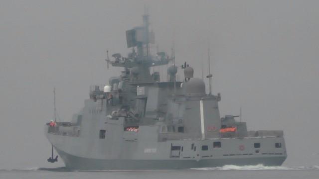 """Nga đưa tàu chiến tới Syria chuẩn bị tấn công khủng bố tại """"chảo lửa"""" Idlib"""