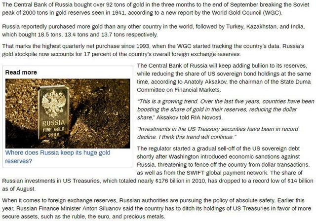 Kho vàng kỷ lục lịch sử: Nước đi chiến lược, Putin thách thức Donald Trump-2