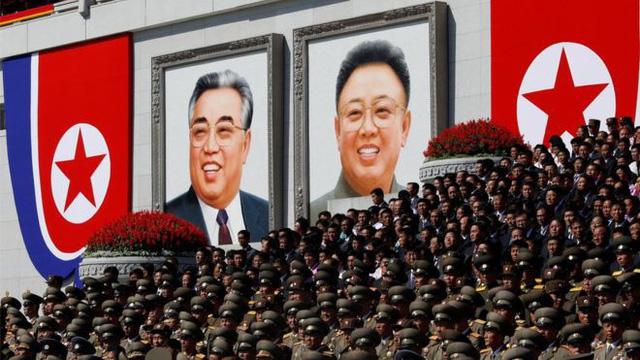 Hé lộ ảnh chân dung chính thức đầu tiên của ông Kim Jong-un-2