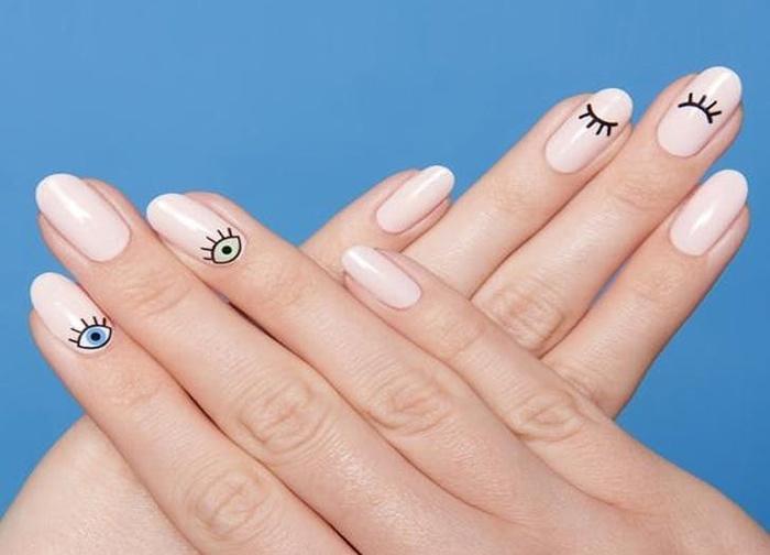 Những mẫu nail cô dâu đẹp nhất các nàng không thể bỏ qua cho ngày vui được hoàn hảo!-4