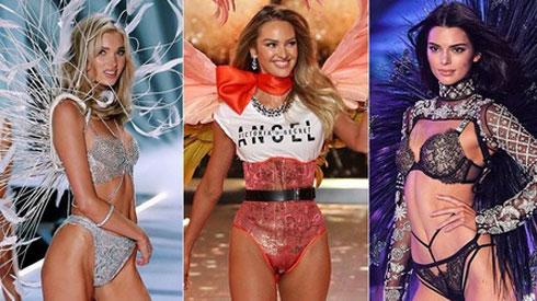 HOT: Chiêm ngưỡng những hình ảnh mãn nhãn của Victoria's Secret Fashion Show 2018