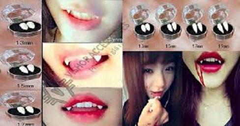 Mua răng... trên mạng, trào lưu làm đẹp nguy hiểm của giới trẻ