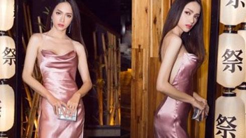 Mặc đồ phi bóng mà vẫn đẹp và sang, cả showbiz Việt đố ai qua được Hoa hậu Hương Giang