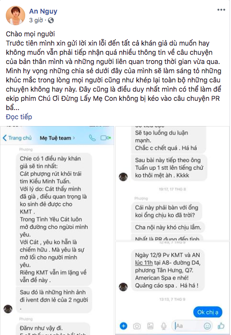 """Trong khi Cát Phượng sẵn sàng đón bão"""", Kiều Minh Tuấn và An Nguy rủ nhau đóng cửa đi trốn""""-1"""