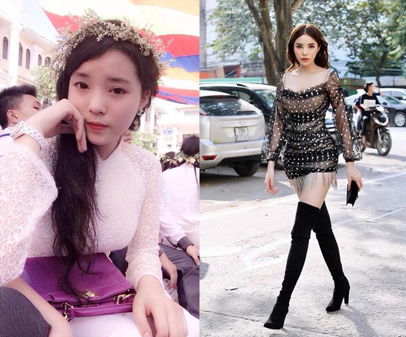 Phong cách sao Việt thời học sinh và bây giờ: Angela Phương Trinh khiến ai cũng ngỡ ngàng-4