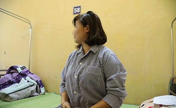 Tưởng mụn ở ngực, cô gái Sơn La nặn ra con sán ngoe nguẩy-1