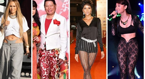Những chiếc quần thảm họa 'có cho cũng không dám thử' dù chỉ một lần của loạt sao Việt đình đám