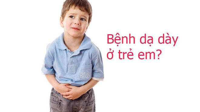 Nhiều trẻ còn rất nhỏ đã viêm dạ dày: BS tiết lộ nguyên nhân khiến nhiều cha mẹ giật mình-1