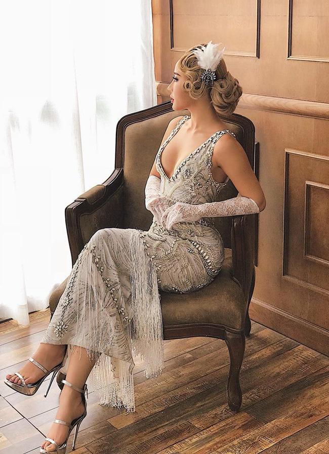 Cô dâu sexy nóng bỏng này từng nặng 62kg, bí quyết giảm cân, giữ dáng của cô ấy chính là đây-6