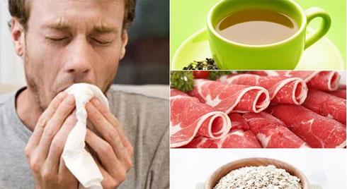 Chế độ ăn và thực phẩm chuẩn nhất cho người bị ung thư phổi