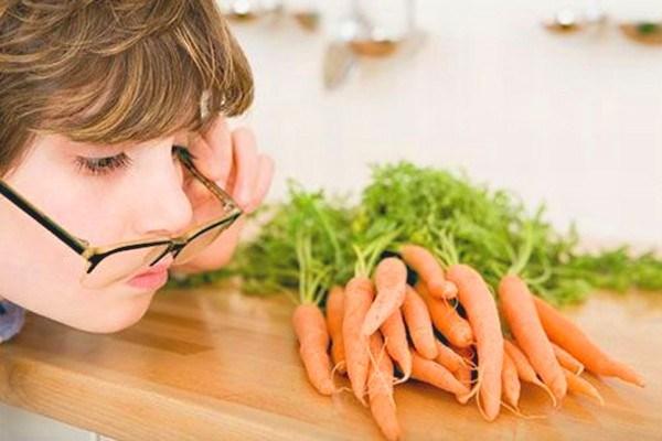 Những loại thức phẩm hàng đầu tốt cho mắt-1