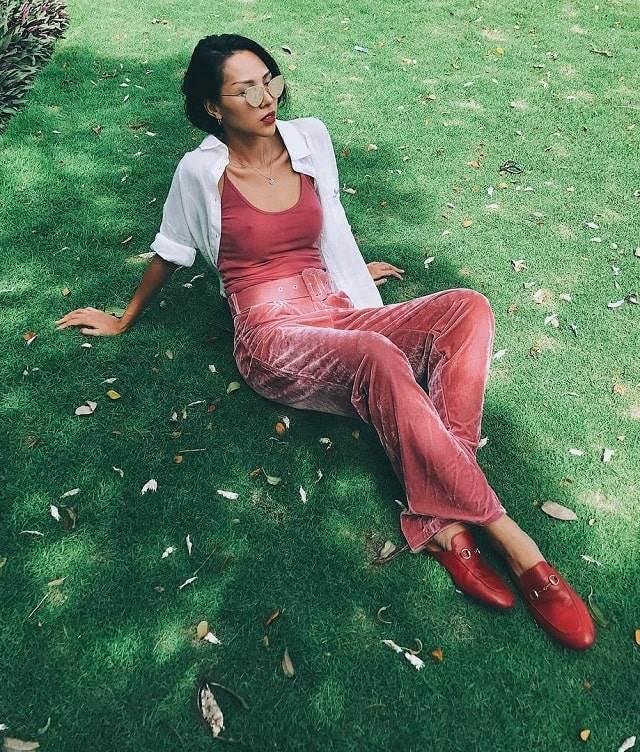 Gu ăn mặc nóng bỏng, nghiện khoe da thịt của người mẫu Minh Triệu-16