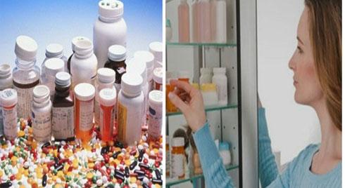 Sai lầm khi bảo quản tủ thuốc sẽ làm mất tác dụng và gây nguy hiểm