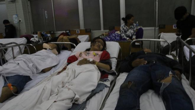 Tai nạn thảm khốc 4 người chết ở Long An: Xác định danh tính 17 nạn nhân-4