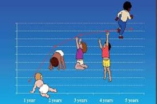 Phát triển thể chất chiều cao cân nặng của trẻ