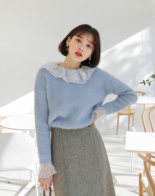 5 cách phối layer với áo len để vừa đủ giữ ấm vừa  đẹp-4