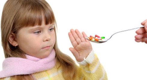 Bố mẹ lưu ý các trường hợp  bé không cần dùng thuốc kháng sinh