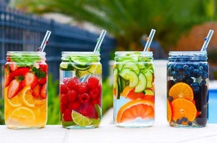 Cách làm nước detox giảm cân, tiêu mỡ nhanh chóng để tự tin đón Tết-9