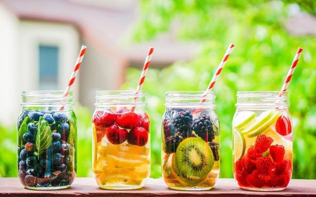 Cách làm nước detox giảm cân, tiêu mỡ nhanh chóng để tự tin đón Tết-1