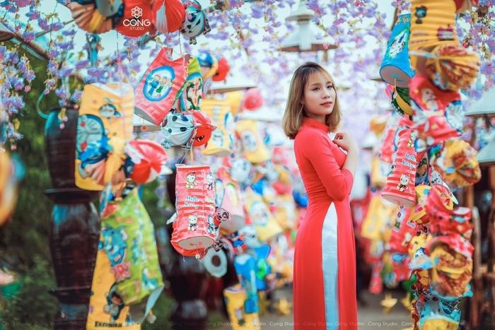 Những ngày mà tiết trời lành lành, se se thế này đi đâu ở Hà Nội để chụp được bộ ảnh Tết siêu đẹp?-2