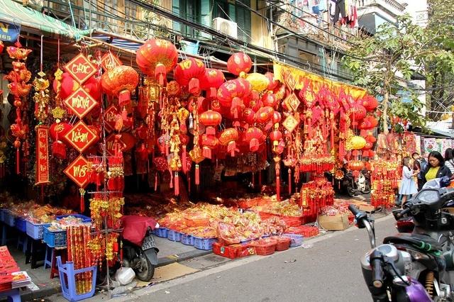 Những ngày mà tiết trời lành lành, se se thế này đi đâu ở Hà Nội để chụp được bộ ảnh Tết siêu đẹp?-3