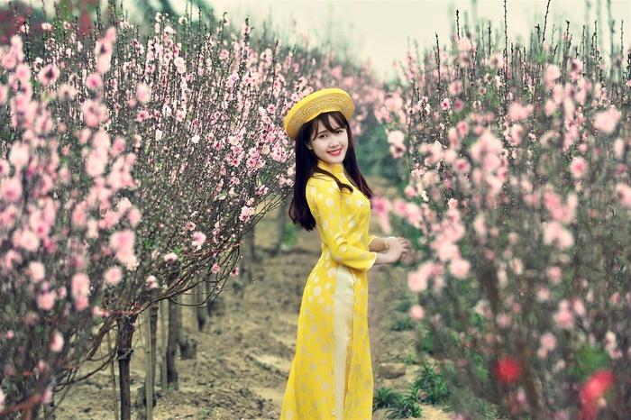 Những ngày mà tiết trời lành lành, se se thế này đi đâu ở Hà Nội để chụp được bộ ảnh Tết siêu đẹp?-1