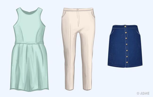 5 mẹo chọn trang phục cực đơn giản giúp chị em khỏi đau đầu suy nghĩ vì không có gì để mặc-3