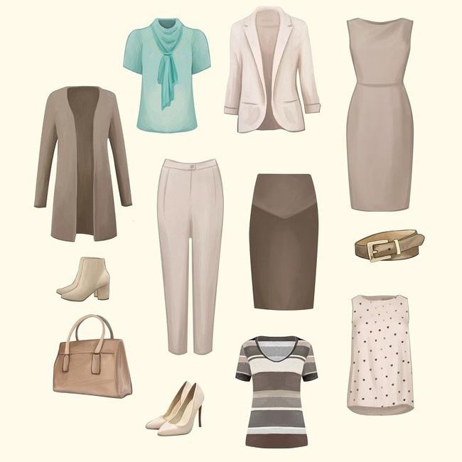 5 mẹo chọn trang phục cực đơn giản giúp chị em khỏi đau đầu suy nghĩ vì không có gì để mặc-6