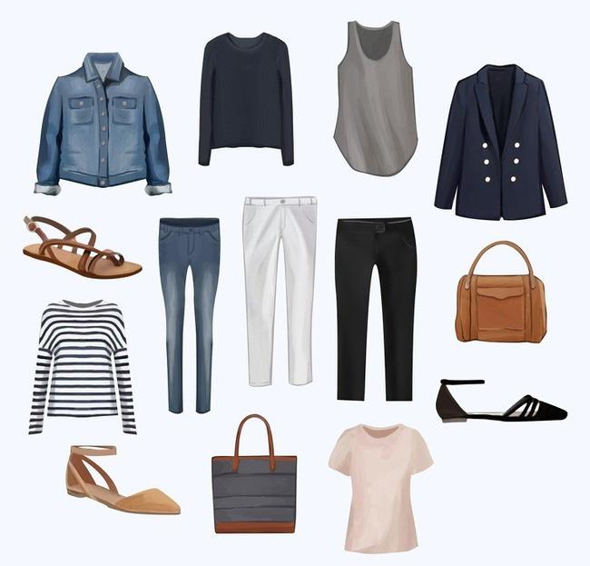 5 mẹo chọn trang phục cực đơn giản giúp chị em khỏi đau đầu suy nghĩ vì không có gì để mặc-7