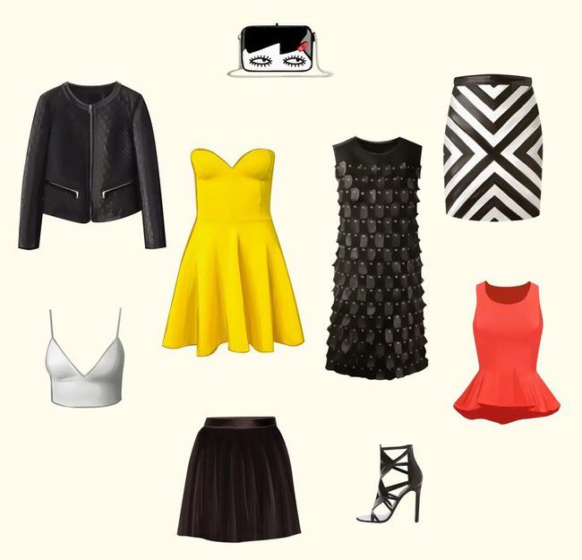 5 mẹo chọn trang phục cực đơn giản giúp chị em khỏi đau đầu suy nghĩ vì không có gì để mặc-8