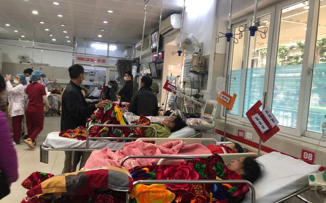 Cảnh báo từ BV Bạch Mai: Không được tự cho bệnh nhân đột quỵ uống thuốc-1