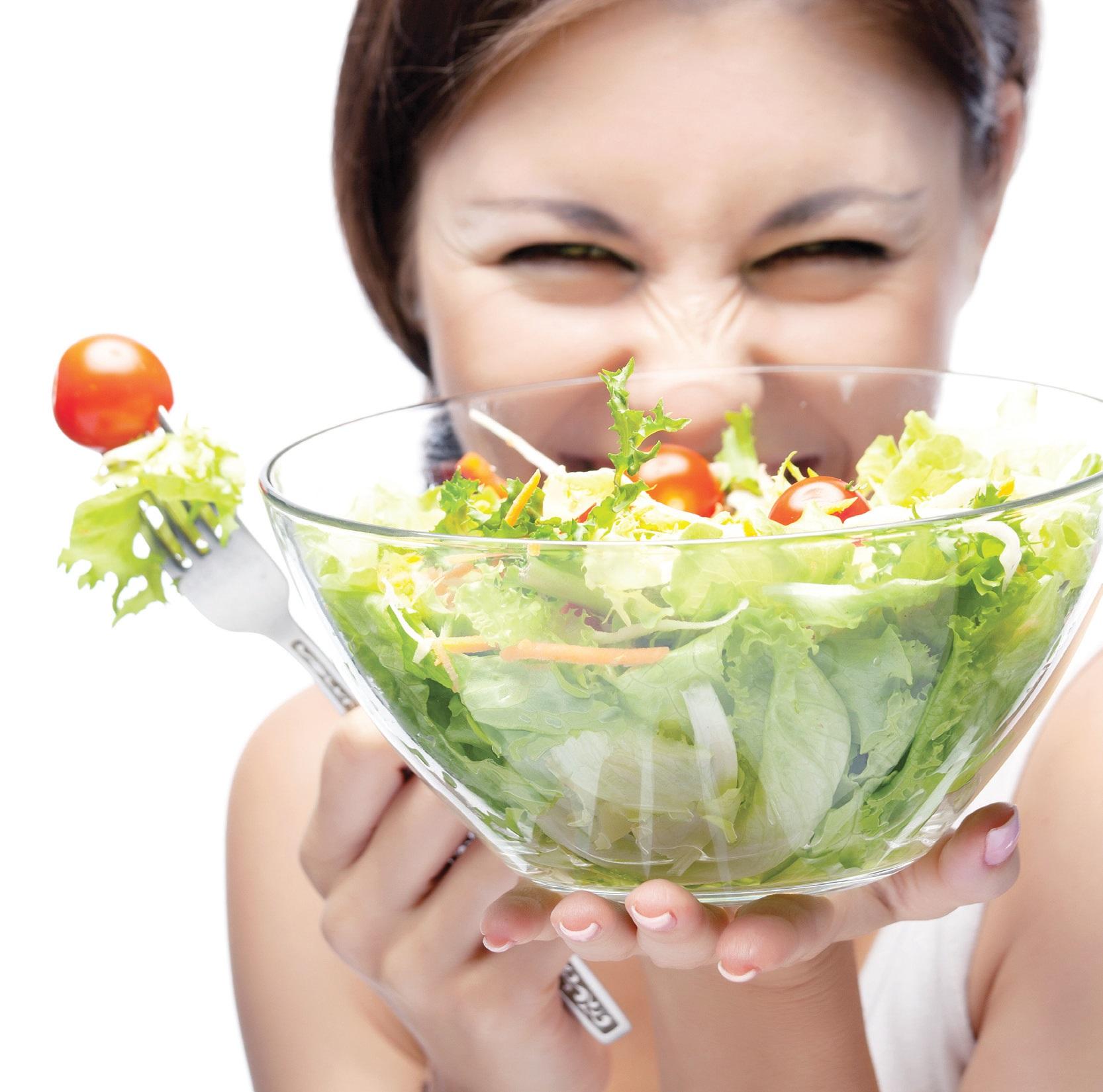 Ăn nhiều rau xanh giúp giảm nguy cơ ung thư vú-1