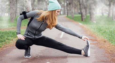 Tập thể dục trời lạnh nên lưu ý những điều sau để tránh đột quỵ