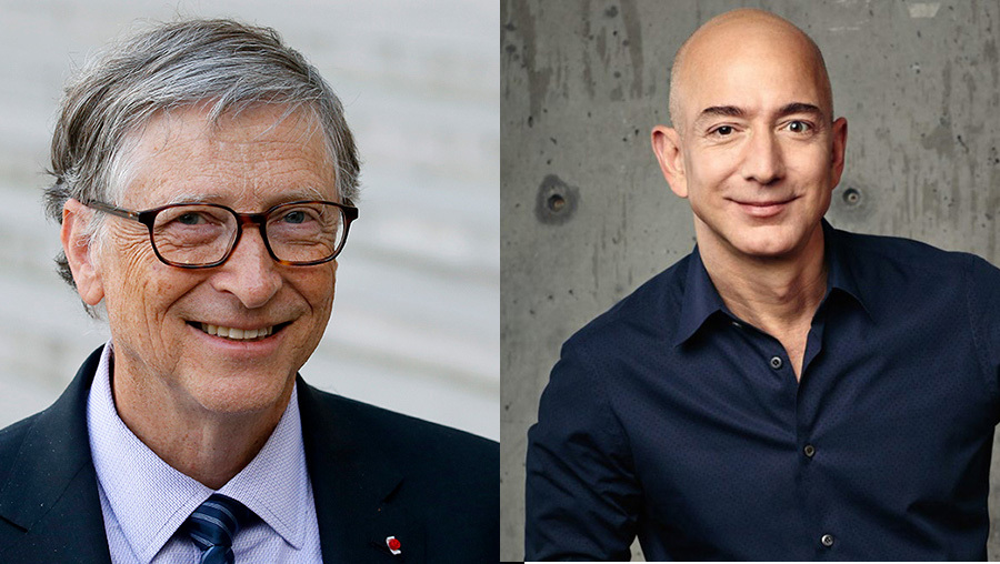 Điểm chung của 2 người đàn ông giàu nhất thế giới: Họ rửa bát mỗi tối-1