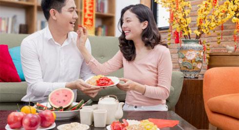 Những món ăn vặt  lạ miệng ngày Tết bạn không nên bở lỡ