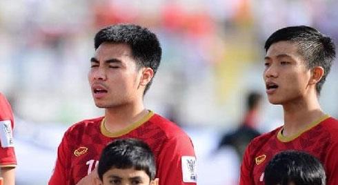 Tuyển Việt Nam áp sát vị trí nhóm tranh vé vớt ở Asian Cup 2019