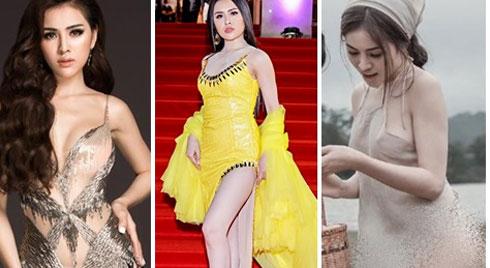 Những lần ăn mặc quá lố , phản cảm của người đẹp nghi án bán dâm Thư Dung