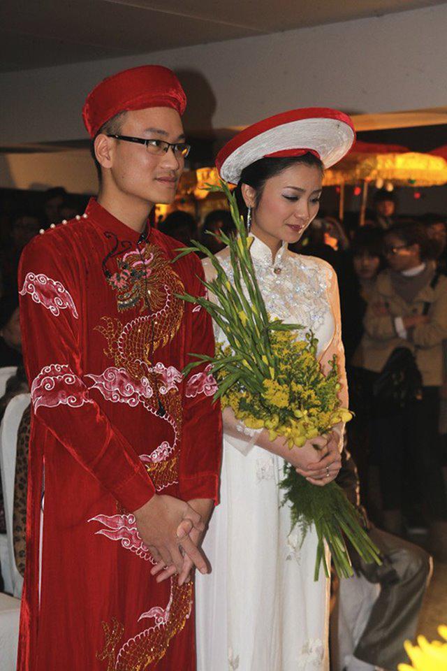 Không phải xanh hay đỏ, trắng mới là gam màu được nhiều mỹ nhân lựa chọn trong ngày cưới-16
